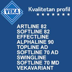 VEKA profili